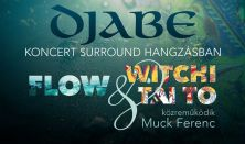 Djabe | Koncert surround hangzásban | Flow & Witchi Tai To