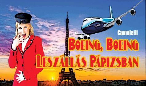 IX. Egri Érsekkerti Nyári Játékok / Boeing, Boeing – Leszállás Párizsban / vígjáték