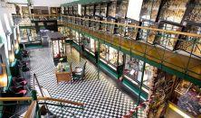 Zwack múzeumlátogatás + Hajós városnézés svédasztalos ebéddel