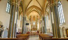 Tárlatvezetés és toronykilátó látogatás minden szerdán a Belvárosi Főplébánia-templomban