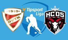 DVTK Jegesmedvék - HC' 05 Banska Bystrica