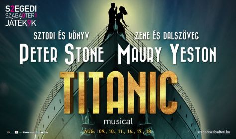 Yeston-Stone: Titanic
