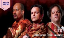 S.Ö.R. - Shakespeare Összes Rövidítve