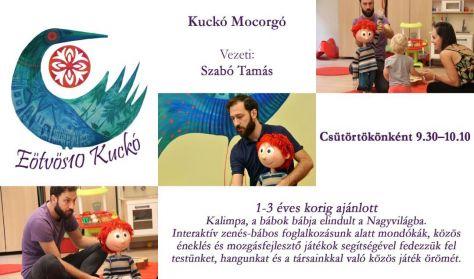 Kuckó Mocorgó - Szabó Tamással