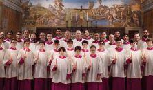 Veni Domine – Adventi-karácsonyi koncert a Sixtus-kápolnából
