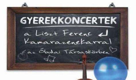 Liszt Ferenc Kamarazenekar, Gyerekkoncert,
