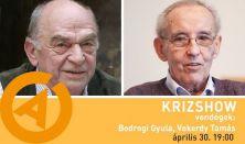 Krizshow – Bodrogi Gyula & Voith Ági, Vekerdy Tamás & Stefanovics Angéla