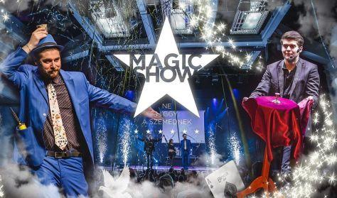 Magic Show - Mosonmagyaróvár