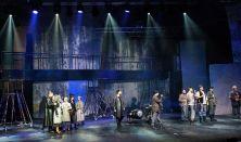 Dés - Nemes: Valahol Európában - musical