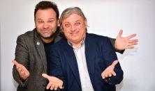 Aranyosi Péter & Badár Sándor stand up show