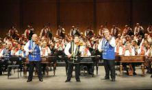 100 Tagú Cigányzenekar nagykoncertje