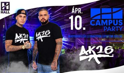 CAMPUS Party - AK26