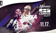 CAMPUS Party - Kis Grófo, Pixa // DE hallgatói