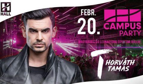 CAMPUS Party - Horváth Tamás