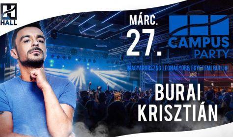CAMPUS Party - Burai Krisztián // DE hallgatói