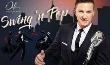 Koncert + Házi krémválogatás vacsora - Swing & Pop - Gájer Bálint estje