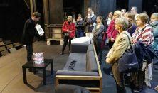 KÖZbejárás Színház- és várostörténeti kulisszajárás