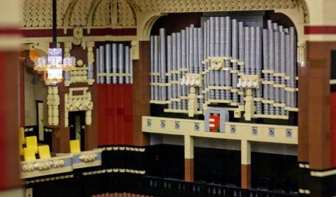 Történetek a Zeneakadémia orgonájáról
