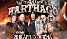 KARTHAGO 40 éve együtt - Jubileumi Nagykoncert