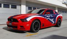 Mustang 302 Boss 480 LE autóvezetés DRX Ring 2 kör