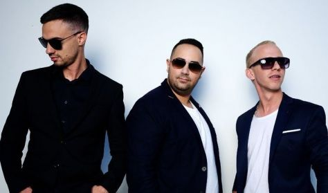 Rafael Mário Trio feat. Gyémánt Bálint - Jazz itt!