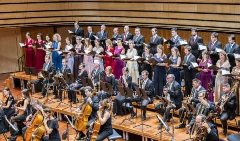 A Purcell Kórus és az Orfeo Zenekar B – bérlete 2019 – RAMEAU-GÁLA