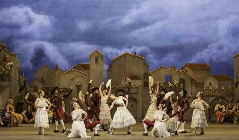 Royal Opera House - Minkus: Don Quijote (Közvetítés a londoni Royal Operaházból)