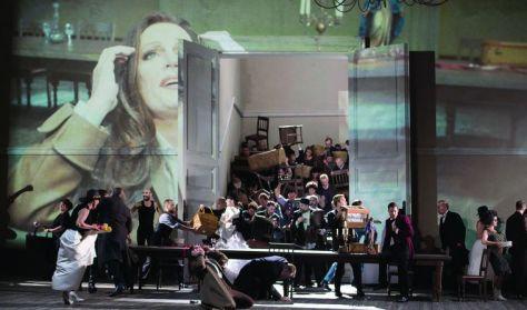 Royal Opera House - Verdi: A végzet hatalma (Közvetítés a londoni Royal Operaházból)