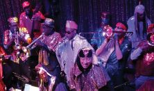 SUN RA ARKESTRA (US) under the direction of Marshall Allen