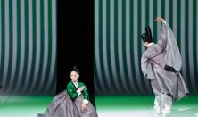 Koreai Nemzeti Táncszínház: Scent of Ink (A tinta illata) / BTF 2019
