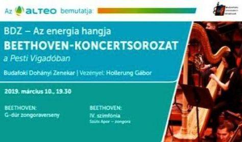 Az Alteo bemutatja: BDZ - Az energia hangja - Beethoven sorozat 2