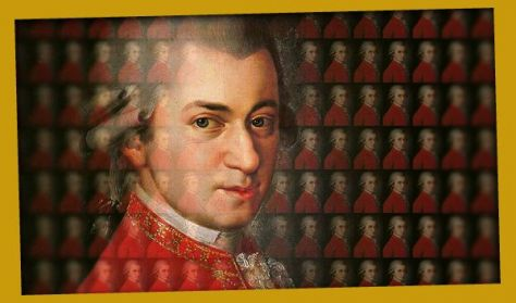 MOZART-NAP 8.: B-dúr zongoraverseny K.595 / g-moll szimfónia K.550 ( Concerto Budapest )
