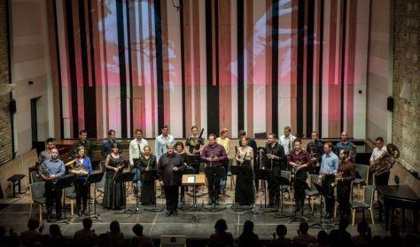 Ligeti Ensemble: Gubajdulina / Eötvös Péter:Shadows / Serei Zsolt:Stets blickend in die Höh'