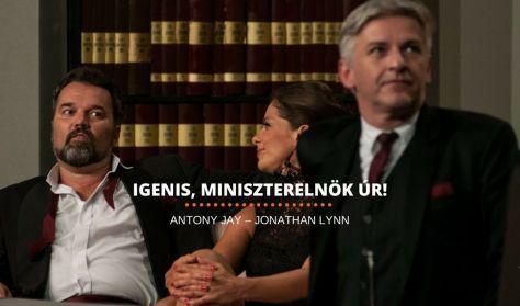 _Igenis, miniszterelnök úr! / Jay–Lynn