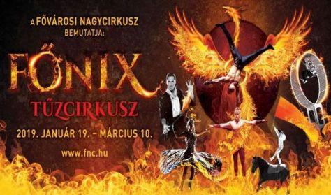 FŐNIX –Tűzcirkusz