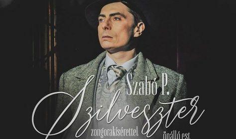 Szabó P. Szilveszter önálló est