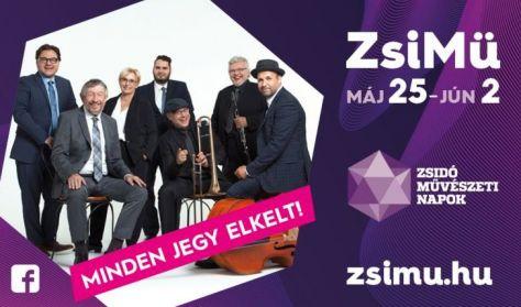 Szeretsz engem...? - Budapest Klezmer Band - vendég: Szulák Andrea és Dunai Tamás