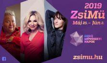 Zeneünnep - Pop, swing, klezmer - Szűcs Gabi, Falusi Mariann és Váczi Eszter közös koncertje