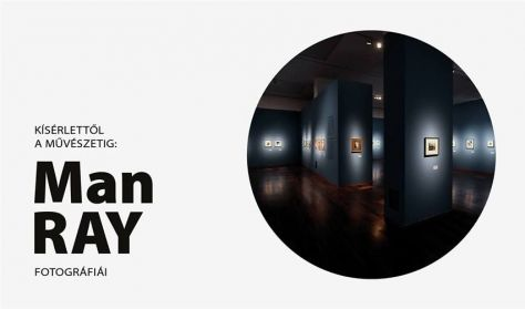 Man Ray fotográfiái - Belépőjegy tárlatvezetéssel