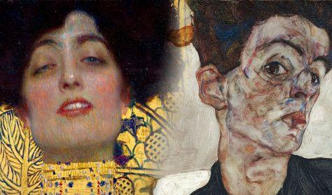 A művészet templomai: Klimt és Schiele - Ámor és Psyché: A szecesszió születése