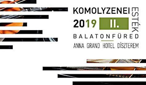 Komolyzenei Esték 2019 II. - Bérlet 3 előadásra