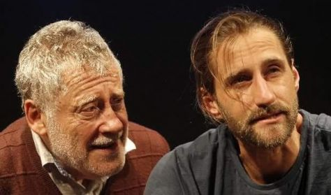Nyugdíjas bérlet: Christian Gundlach: Batang felé