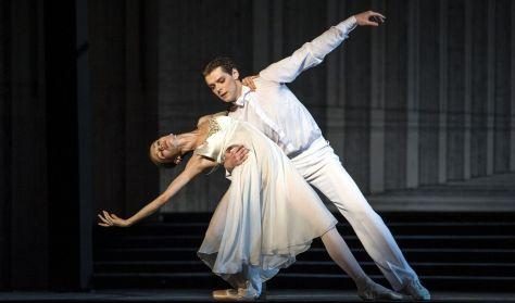Prokofjev: Hamupipőke - A Mariinszkij Színház Balettegyüttesének előadása / BTF 2019