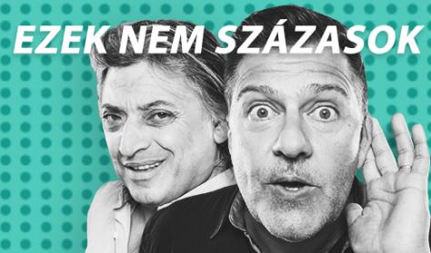 Ezek nem százasok - Badár Sándor és Hadházi László közös estje