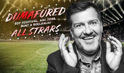 All stars - Hadházi László, Janklovics Péter, Kovács András Péter, Kőhalmi Zoltán