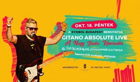 Gitano Absolute Live - A Nagy Budai Kimaradás