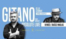 Gitano Absolute Live feat. Takács Nikolas