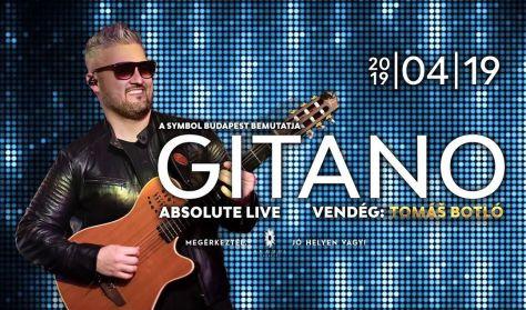 Gitano Absolute LIVE - Vendég: Tomáš Botló