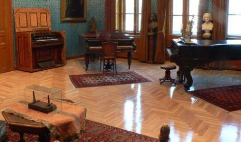 Liszt Múzeum - Matinékoncert: Ábrahám Márta (hegedű) és Kovalszki Mária (zongora)