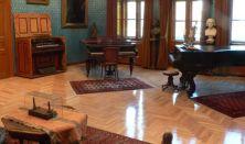 Liszt Múzeum - Matinékoncert: Zongoratrió: Homor Zsuzsa, Rózsa Richárd, G.Horváth László